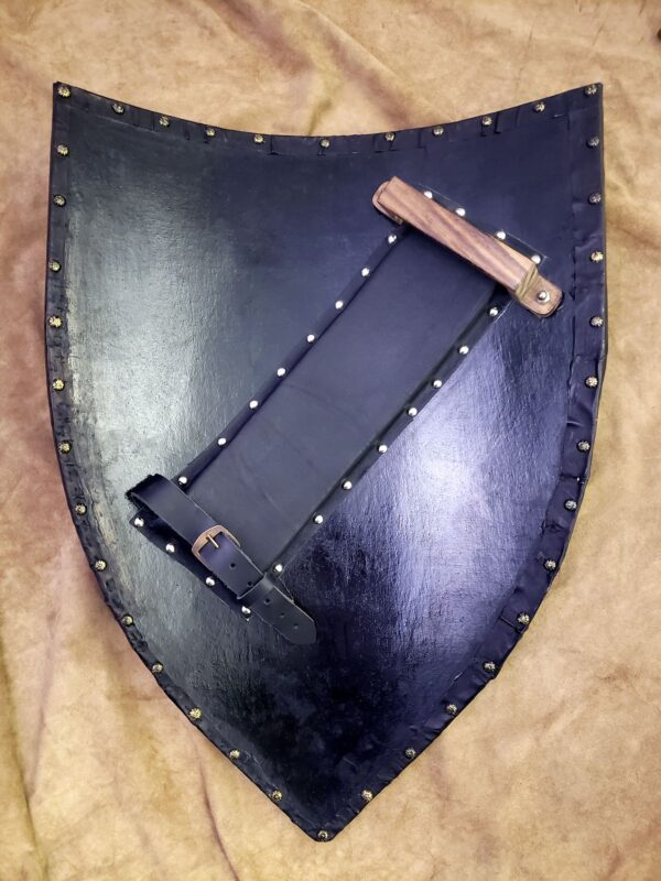 Medieval Shield - back