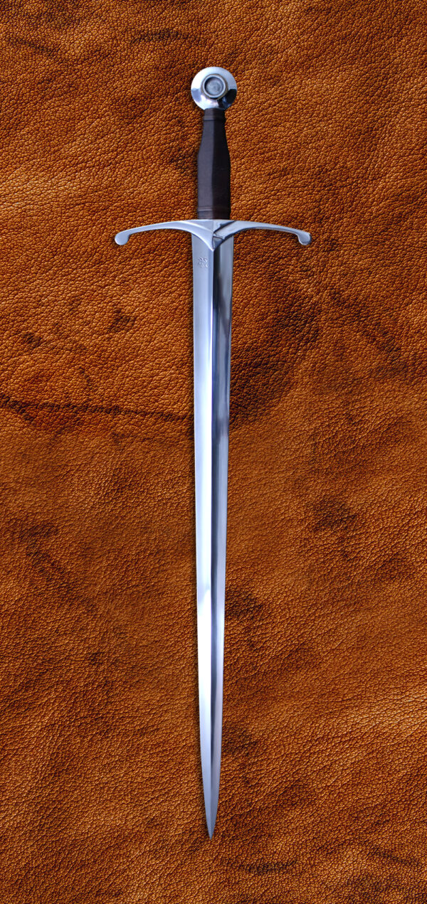 hand forged Medieval short sword