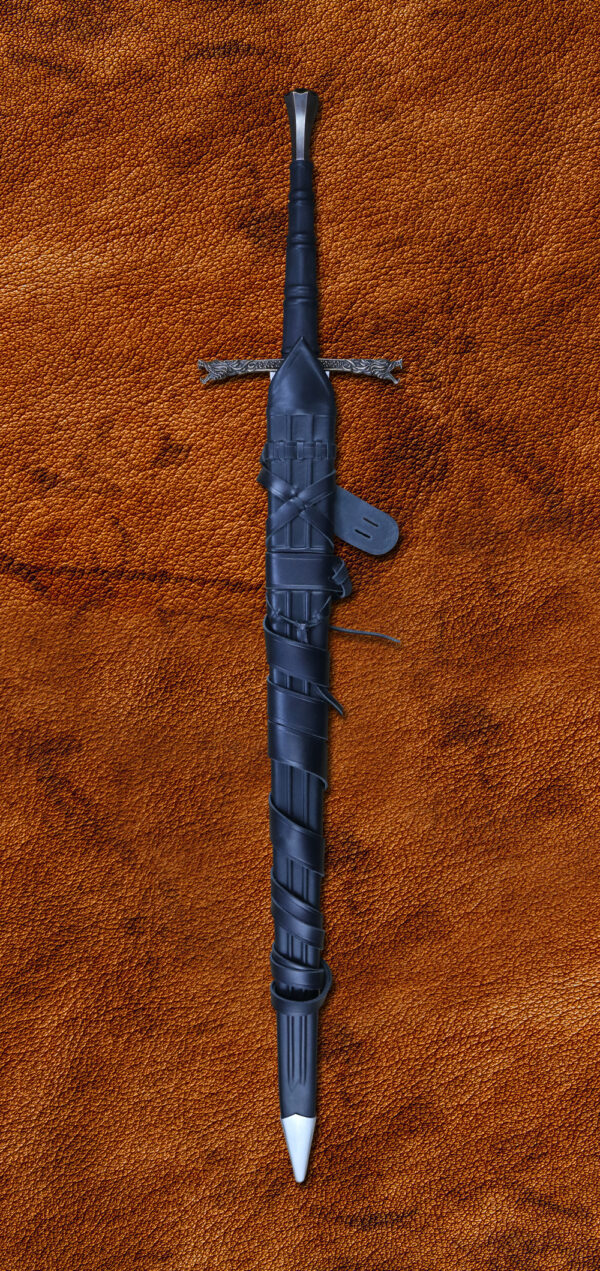 The Eindride Lone Wolf Sword (#1545)