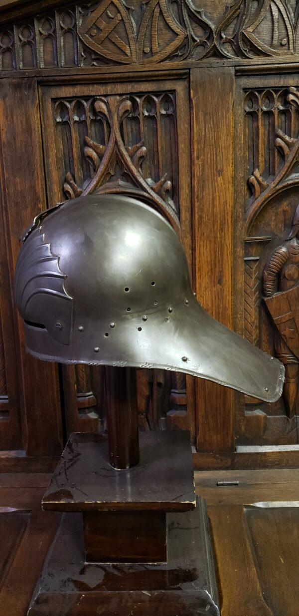 Fallen Warrior German Helmet