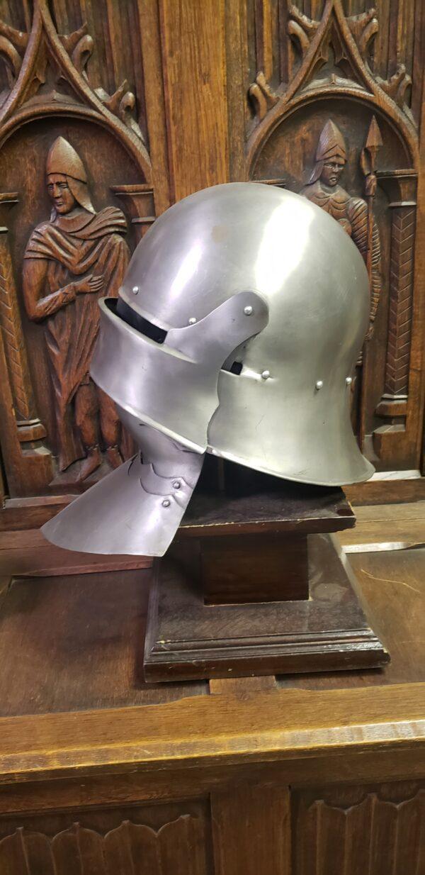 Fallen Warrior German Sallet