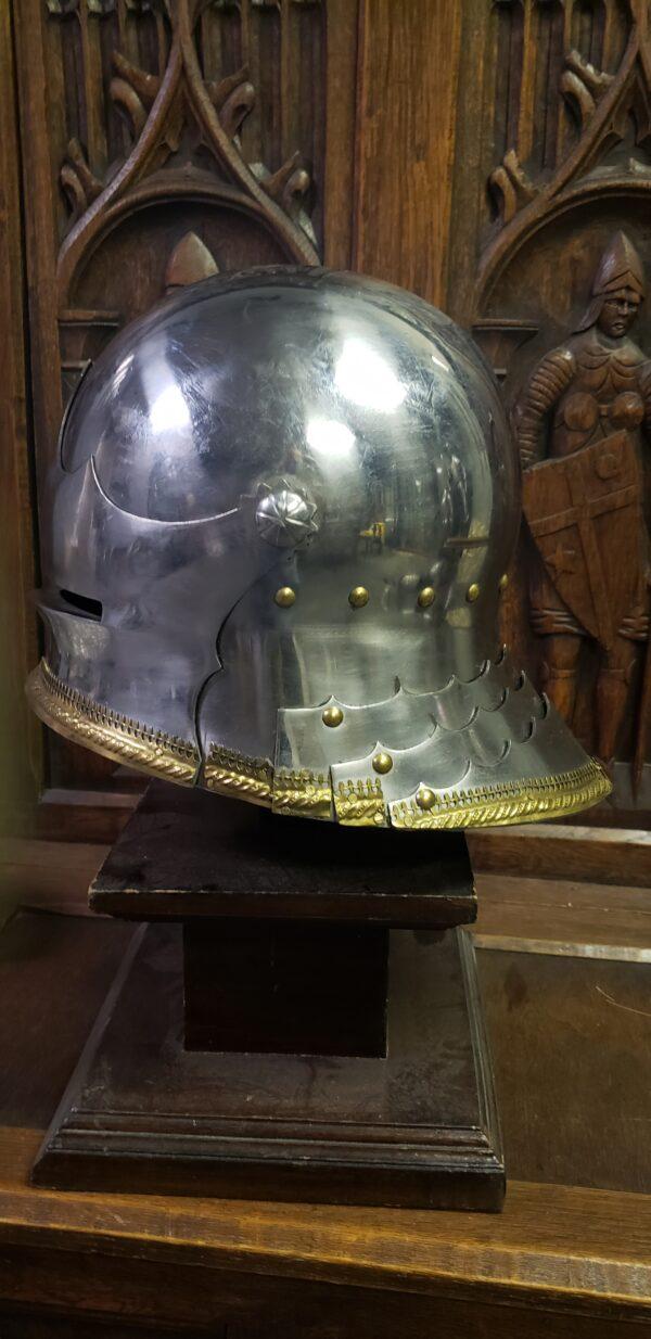 Fallen Warrior Gothic Sallet