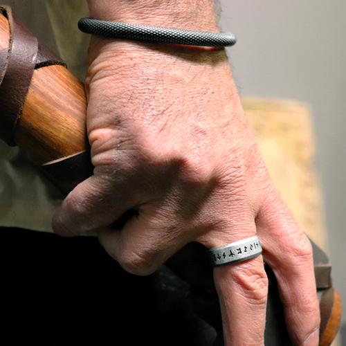 Viking Warrior Band (4053)