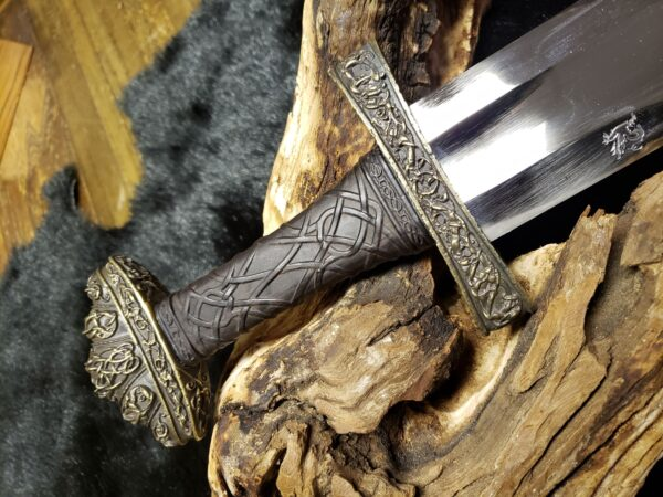 The Urnes Stave Viking Sword (#1526)