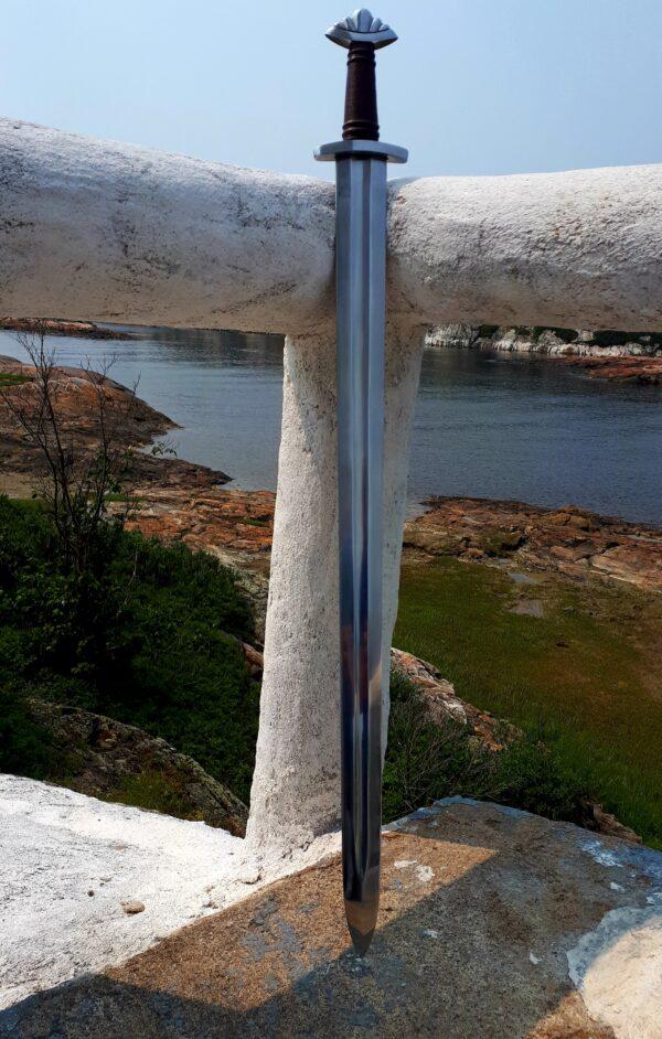 5 Lobe Viking Sword (#1540)