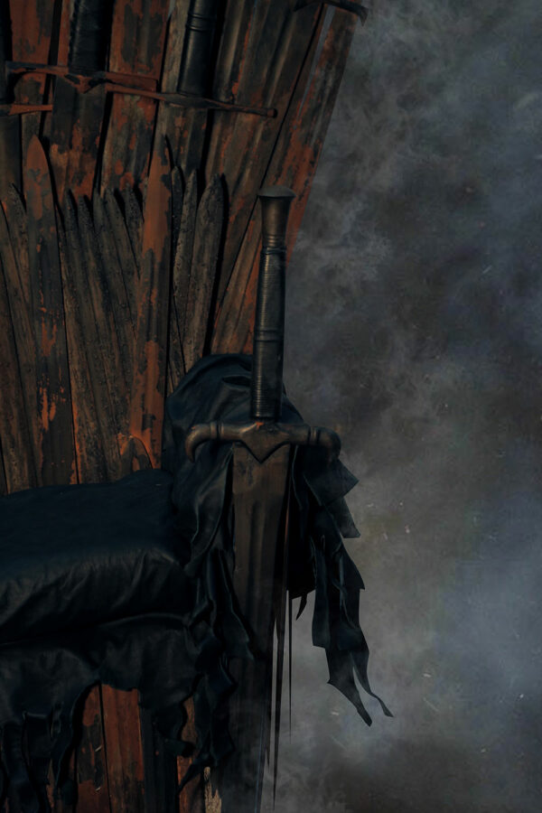 The Iron Throne - Game of Thrones !